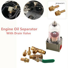 Engine Oil Separator Catch Can Air filter Small Vacuum Filter Car Modified Parts