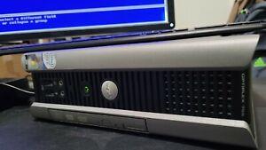 Dell Optiplex 755 SFF Intel Core 2 Duo CPU E6550 @ 2.33 GHz - NO HARD DRIVE/ OS