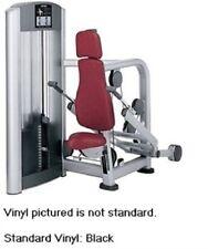 Life Fitness Signature Triceps Press Seated Dip Black Pads (Used, Refurbished)