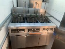 More details for frymaster  fryer gas lpg automatic oil filteration ,dunking baskets
