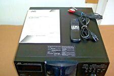 New listing Jvc Xl-Mc222Bk 200 Disc Cd Player Changer Compact Disc Automatic Changer