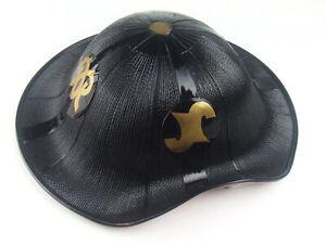 japanese JINGASA hat Vintage helmet samurai ninja armor
