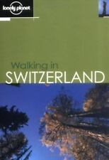 Lonely Planet Walking in Switzerland by Lindenmayer, Clem , Paperback
