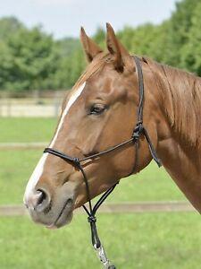 Busse Groundwork Horse Training Natural Horsemanship Rope Halter SMOOTH II