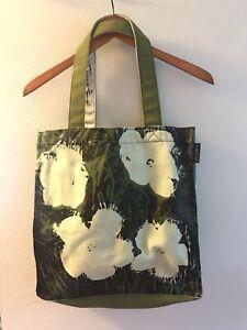 Loop NYC Andy Warhol Canvas Spring In NY Bag