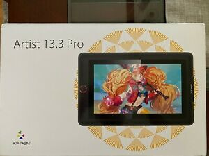 XP-PEN Artist13.3 Pro 13.3 inch IPS laminated drawing tablet