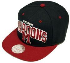 Chapeaux casquettes de base-ball, taille unique en 100% laine pour homme