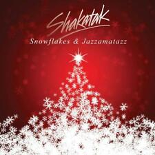 Shakatak(2CD Album)Snowflakes & Jazzamatazz - The Christmas Album-Secre-New