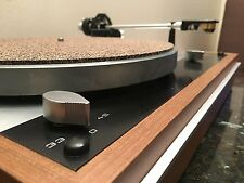 "NEW CoRkErY2 Cork N Rubber Turntable Platter Mat 1/8"" Slipmat Anti-Static"