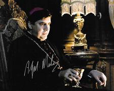 GFA The Da Vinci Code Movie * ALFRED MOLINA *  Signed 8x10 Photo MH2 COA