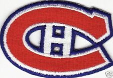 "MONTREAL CANADIENS NHL HOCKEY 3"" TEAM LOGO PATCH"
