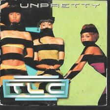 CD SINGLE 2 TITRES--TLC--UNPRETTY--1999