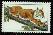 US #2482a, $2.00 Bobcat, Black Color Omitted ERROR, og, NH, VF, Miller cert