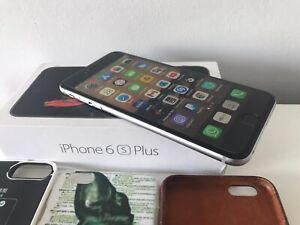 Apple iPhone 6S Plus - 32GB + REGALOS FUNDAS + BATERIA AL 100% DE SALUD ORIGINAL