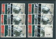 Cars Used Great Britain Commemorative Stamps (1990s)