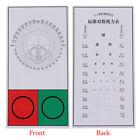 Optical Visual Chart 30Cm Eye Chart Visual Testing Chart Eye/Vision Exam Ch B`dr