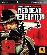 PLAYSTATION 3 Red Dead Redemption * Neuwertig