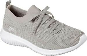 SKECHERS Women's Ultra Flex Statements SLIP-ON Sneakers - TAUPE