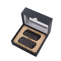 Vintage 7 String Alnico V Guitar Neck Bridge Pickup Humbucker Enamelled Copper