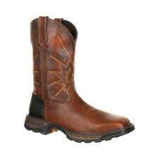 Durango Boot Men's   DDB0175 Maverick XP Steel Toe Pull-On Work Boot Tobacco