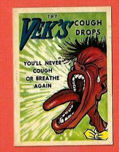 1960 LEAF MR FONEY'S FUNNIES  #42  EX/MINT / NR-MINT