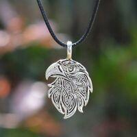 1Stk Adler Viking Halskette Schmuck Talisman Anhänger Nordisch Unisex