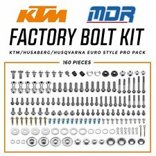 MDR KTM Factory Bolt Kit SX SXF (03-19) EXC (02-19) EXC-F (08-19)