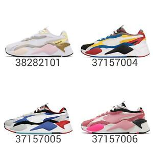 Puma RS-X3 Puzzle / V2 Running System Men Unisex Casual Shoes Sneakers Pick 1