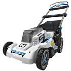 Lawn Mower  40-Volt Cordless  20-inch Self-Propelled Mower Kit 5.0 Ah Battery