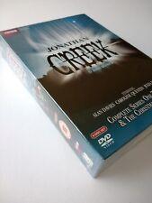 Jonathan Creek: The Complete Series 1 - 4 & Xmas Specials (DVD Box Set) **NEW**