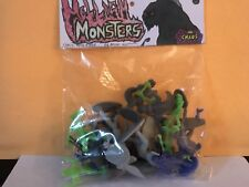 Monsters Playset By Chaos Toys.Great Header Art