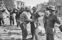 WW2 Picture Photo Surrender of German Soldiers 3196