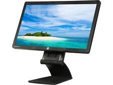 "HP EliteDisplay E201 Black 20"" 5ms Widescreen LED Backlight LCD Monitor"