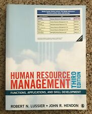 Human Resource Management : Functions, Applications, and Skill Development by Jo