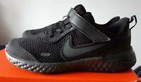 Nike Revolution 5 Younger Kids, Black Size UK12 EUR30