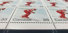 Canada 1980 13th Winter Olympic Games, Lake Placid MNH sheet