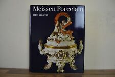 Meissen Porcelain by Otto Walcha H/B 1981 1st Edition (Y) New in Slipcase