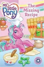 My Little Pony: The Missing Recipe (I Can Read Book 1) by Benjamin, Ruth