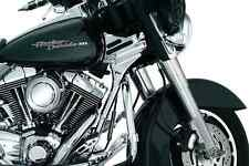 KURYAKYN DELUXE CHROME NECK COVERS FOR 1995-2007 HARLEY DAVIDSON ELECTRA GLIDES