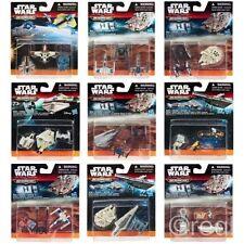 Nouveau Star Wars Force Awakens Micro Machines Figurines 3 Lot Produit Officiel