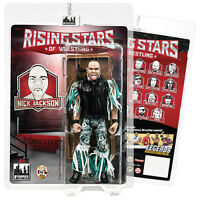 Rising Stars of Wrestling Action Figure Series: The Young Bucks Nick Jackson