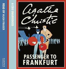 Passenger to Frankfurt by Agatha Christie (CD-Audio, 2006)