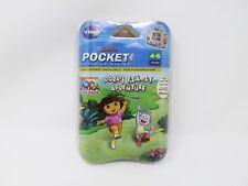Vtech V.Smile Pocket Educational Learning Game Cartridge -  Dora the Explorer