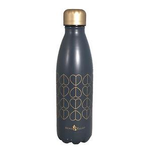 Beau & Elliot - Dove Grey Vacuum Insulated Stainless Steel Drinks Bottle