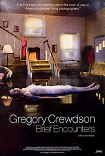 Gregory Crewdson: Brief Encounters 2012 U.S. One Sheet Poster
