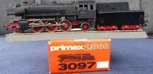 Märklin Primex 3097 H0 Steam Locomotive Br 23 014 DB Epoch 3 Used Boxed