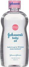 Johnson's Baby Oil, Original 14 fl oz (414 ml) Each