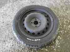 Renault Modus 2004-2008 Steel Wheel Rim + Tyre 165 65 15 5mm Tread 3/5
