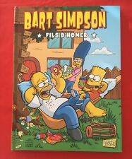 BART SIMPSON 3  FIL D'HOMER JUNGLE BON ETAT BD