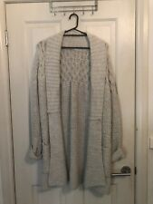 TARGET Size 16 Womens Thick Cardigan AS NEW!!